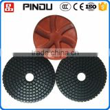 marble stone floor diamond soft grinding polishing wheels pad for tungsten carbide