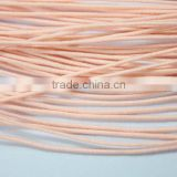 NEW 1mm Coral Elastic String Stretch Cords Braided Technics and Bags Garment Home Textile hang tag Use elastic string