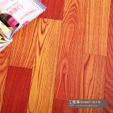 Top pvc henan fortovan plastic pvc vinyl dry back planks flooring for sale