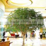 High Level Decorative Indoor Artificial Ornamental Banyan Tree Decorative Artificial Plant