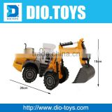 Hot and New Fashioned Friction Toy Truck Garbage Truck Toy