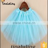 fashion new arrival girls dance wear tutus children ballet tutus baby skirts