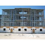Light Steel Structure Metal Warehouse Building Light Steel Structure Metal Warehouse Building Pictures & Photos
