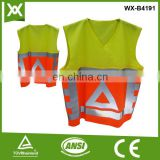 factory made reflective high visibility safety reflective safety warning cloth