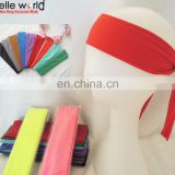 Tennis Basketball Yoga Sport Multicolor Unisex Cotton head band