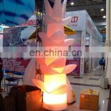 2012 hot sale party/event inflatable display decration lighting tusk