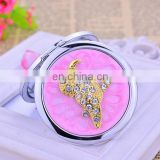 Gift Compact Mirrors Alloy Pocket Mirror Lady Compact Mirror
