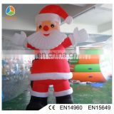 Outdoor Inflatable Santa Claus