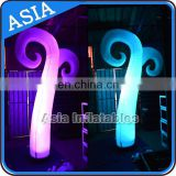 Factory Price Wedding Decoration Inflatable Led Tree Deocr