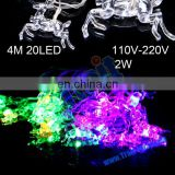 Multicolor RGB Color Lights String Christmas Holiday led Lights