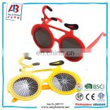 Wholesale Promotional Funny Summer Kids Sun Glasses Baby Toy