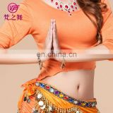 Fashion Belly dance hand bracelet metal chain accessories P-9046#