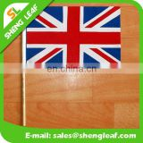 2017 Multinational PVC Hand Held Flag