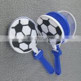 Cheering plastic Football fan lapper