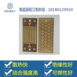 High thermal conductivity, low expansion Ceramic PCB