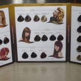 Customized Hair Dye Chart Manufacture