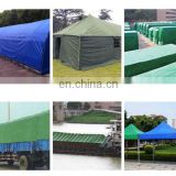 Production All specification PE material tarpaulin for Awning tent material , Groundsheet or Emergency Shelter