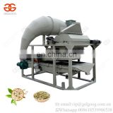 Sacha Inchi Hulling Separating Processing Line Watermelon Pumpkin Seeds Shelling Hemp Sunflower Seed Dehulling Machine