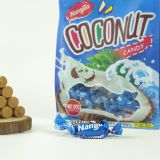Chinese Factory Price Sweets Coconut Flavor Hard Candy