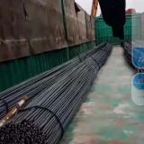 Hot rolled Ribbed steel bar for Reinforcement of Concrete