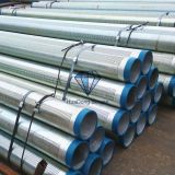 API 5CT slotted casing pipe/stainless steel or galvanized steel laser cutter slot casing pipe