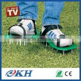 Garden Use Lawn Aerator Sandals, News lawn Aerator Roller For Home Yard Grass Work
