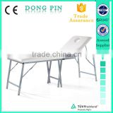 hot sale foldable aluminum massage table beauty salon facial massage bed                                                                         Quality Choice