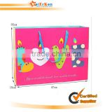 Best hot selling and fashion gift paper bag machine