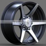 4x4 car tyres rims 17 18 inch alloy rims fit for car racing rims