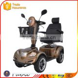 Single seat mobility scooter Large 4 wheel mobility scooter Foldable electric mobility scooter