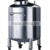 Moving Vacuum Tank Storage Tank/Stainless Steel Tank/Honey Tank