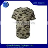 Wholesale Baseball Camo Screen Print T shirt for Men                                                                         Quality Choice