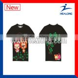 100% Polyester Sports Appreal Sublimation Printing Custom T-Shirt Dry Fit Polo Shirt For Men
