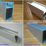 Aluminum Extrusion Profiles for Windows and Doors (Aluminum Extrusion, Aluminum Profile)