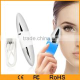 Home Use Handheld Rechargeable Portable face care ion Vibration Massager Wrinkle Remover