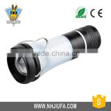 JF Manufacturers selling light aluminum alloy flashlight Multi-function camping lamp Tent camping lamp lights
