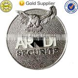 Army security metal coin,animal old gold coin,character fake gold coins