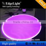 Edgelight customized LED oval shape Lighting Panel with high quality guide panel plate