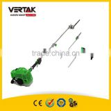 Good after-sale service electric gasoline 43cc 4 IN 1 bush cutter grass trimmer grass cutter