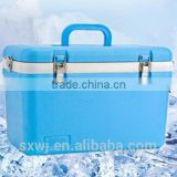 8L veterinary vaccine blood transport cooler box