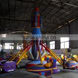 Lateast Amusement Park Equipment Rotating Up And Down Rides Eectric self-control plane rides For Sale
