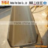 competitive price stainless steel channel bar