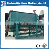 Horizontal type hign uniformity dry mortar blender machine