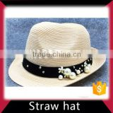 Promotional cowboy straw hat