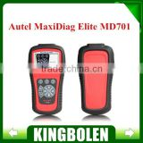 100% Original Autel MaxiDiag Elite MD701 Full System with Data Stream Asian Vehicle Diagnostic Tool Update online