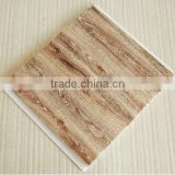 PVC Faux Wood Panel For Interior Wall