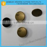 China newly high quality custom denim buttons/High quality fashion denim jeans tack button