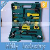 HF-FT Hot Sale Household Tool Kit High Quality 18 Pcs Hand Tool Set Portable Mini Household Hand Ware Tool Set