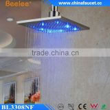 Wholesaler Bathroom High Pressure Ceiling Waterfall LED Light Head Shower