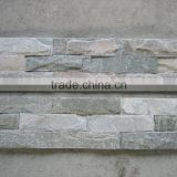 Natural Cleft Green Quartzite Ledge Stone